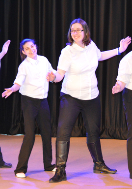 6th Form Tap Dance