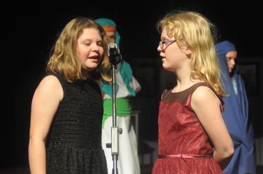 yr 7 singing
