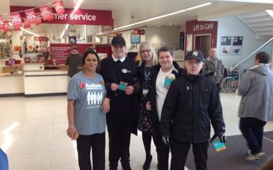 Sainsbury's Welcome our Autism Pupils