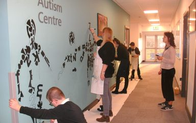 Autism Base Mural