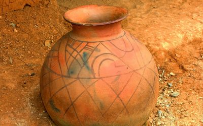 Autism friendly activity: prehistoric pots  Fri 22nd Feb