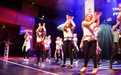 Hill Top Shine at Dance Festival