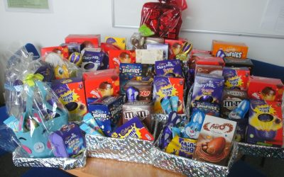 Friends of Hill Top Easter Raffle